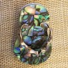 Abalone Shell Magnet ButtonNo Min. - Product Image