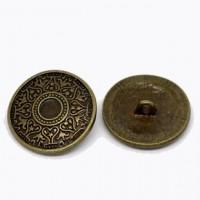 "LOGIN TO VIEW PRICINGAntique BronzeShank25mm (1"") DiaMin. 1 doz. - Product Image"