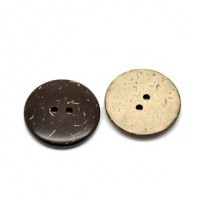 "Coconut Shell20mm ( 3/4"") DiaMin. 1 doz. - Product Image"