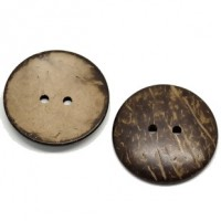 "Coconut Shell44mm (1 3/4"")Min. 6 Units - Product Image"