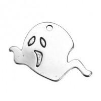 "GhostGreyAlloy Metal29mm x 20mm(1 1/8"" x 3/4"") - Product Image"