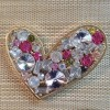 Rhinestone Magnet ButtonNo Min. - Product Image
